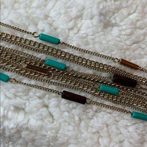 A super unique vintage boho bracelet!